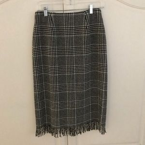 Harold's Fringe Bottom Skirt